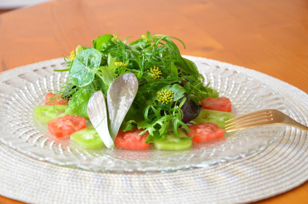 有薗さんのオシャレな野菜
